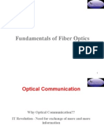 Fundamentals of FO, Types of Fibers