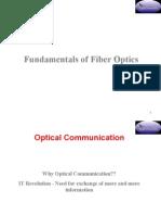 Fundamentals of FO, Types of Fibers