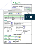 Parameter Setting NSM