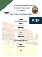 PAPER DE GESTIÓN DE PROYECTOS DE UN PRODUCTO NUEVO.docx