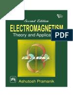 Ashutosh Pramanik - Electromagnetism - Theory and Applications (0).pdf