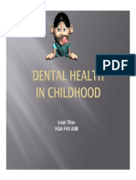 Dental Health- 2007 Lengkap