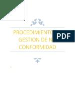 REE-PGNC-10201 PROCEDIMIENTO DE GESTION DE NO CONFORMIDADES.docx
