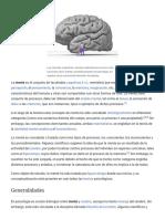 Mente - Wikipedia, La Enciclopedia Libre