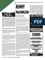 1 Kenny Washington Interview