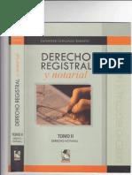 Derecho registral y notarial II - Gunther Gonzales.pdf