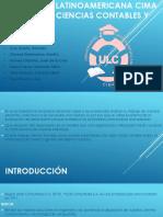UNIVERSIDAD LATINOAMERICANA CIMA.pptx
