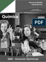 Q09 Uniones Quimicas