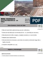 Vectorización Mineral-Geoquímica