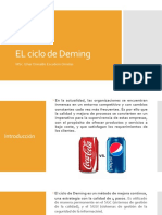 4.3 EL Ciclo de Deming