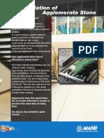 The Agglomerate Installation UK Grani