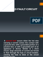 Ground Fault Circuit