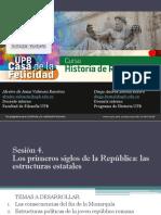 Sesión 4 Los primeros siglos de la República