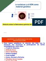 ADN - Historia