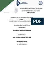 Protecciones Eléctricas Unidad 1