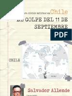 Unidad 4 Golpe de Estado en Chile - Isabella Villegas