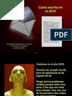 Carta escrita 2070.pps