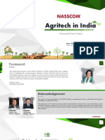Agritech in India Maxing India Farm Output
