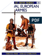 Osprey, Men-at-Arms #050 Medieval European Armies (1975) 00Ed OCR 8.12.pdf