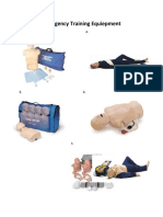 Emergency Training Equiepment.docx