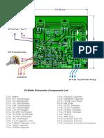 80 Watts Subwoofer Mono Audio Amplifier Board DIY TIP3055 & TIP2955 Transistor (Hindi).pdf