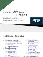 Algo Mod6 Graphs