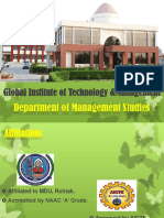 Department PPT