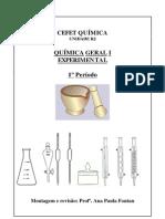 2975073 Apostila Quimica CEFET 1P Experimental