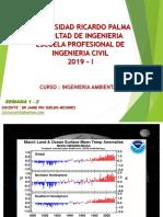 EXPO INGENIERIA AMBIENTAL SEMANA 1 y 2 .pptx 2019 I.pptx