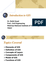 01. Introduction to GIS