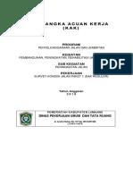 1. KAK Survey Kondisi Jalan Paket 1 DAK Reguler.pdf