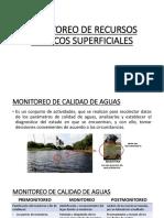 1-monitoreo de caliadad de aguas de recursos hidricos superficiales.pptx