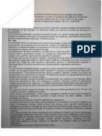 Propuneri de Modificare Si Completare Proiect Statut Politist de Penitenciare