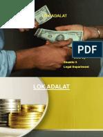 Project Lok Adalat