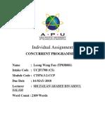 CCP Assignment .docx