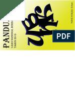 Panduan Unbk 2020 (Booklet)