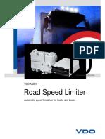 Road Speed Limiter AUST