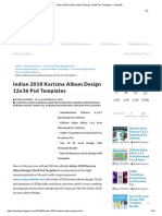 Indian 2018 Karizma Album Design 12x36 Psd Templates - StudioPk.pdf