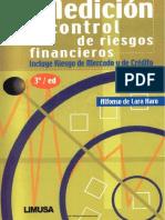Medición y Control de Riesgos Financieros  3ra Edición  Alfonso de Lara Haro.pdf