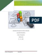 Control Costos y Presupuestos Semana 7 - IACC