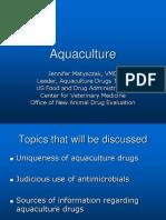 Aquaculture sector ppt