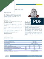 PFT 450 2AV Brochure