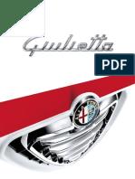 Scheda Tecnica Giulietta 2012