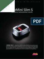 BioMini Slim S R3 Low