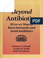 Beyond Antibiotics  - Michael a. Schmidt [Orthomolecular Medicine]