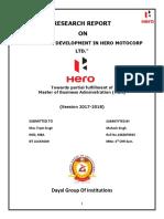 DEEPAK KUMAR  Training & Development in HERO  Documentation.docx