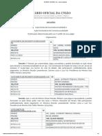 Decisões - Adin e Adc - Dou - 17.05.2019