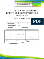 Mfeia 004 . Manual de Funciones