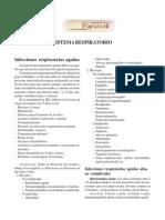 Infecciones Respiratoras Agudas (IRAS)