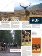 Battle for the Countryside Magazine DP Spread